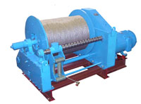 Cable winch SWL-4